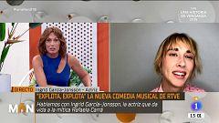 """La actriz Ingrid García- Jonsson presenta """"Explota, Explota"""""""