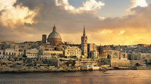 Malta, entre dos aguas