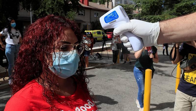 Los contagios en Madrid, disparados en los distritos con rentas más bajas