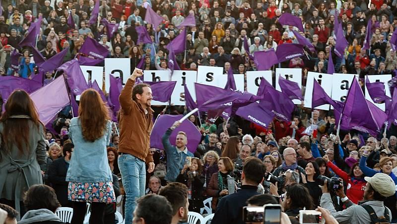 La Fiscalía del Tribunal de Cuentas ve indicios de delito en los gastos electorales de Podemos