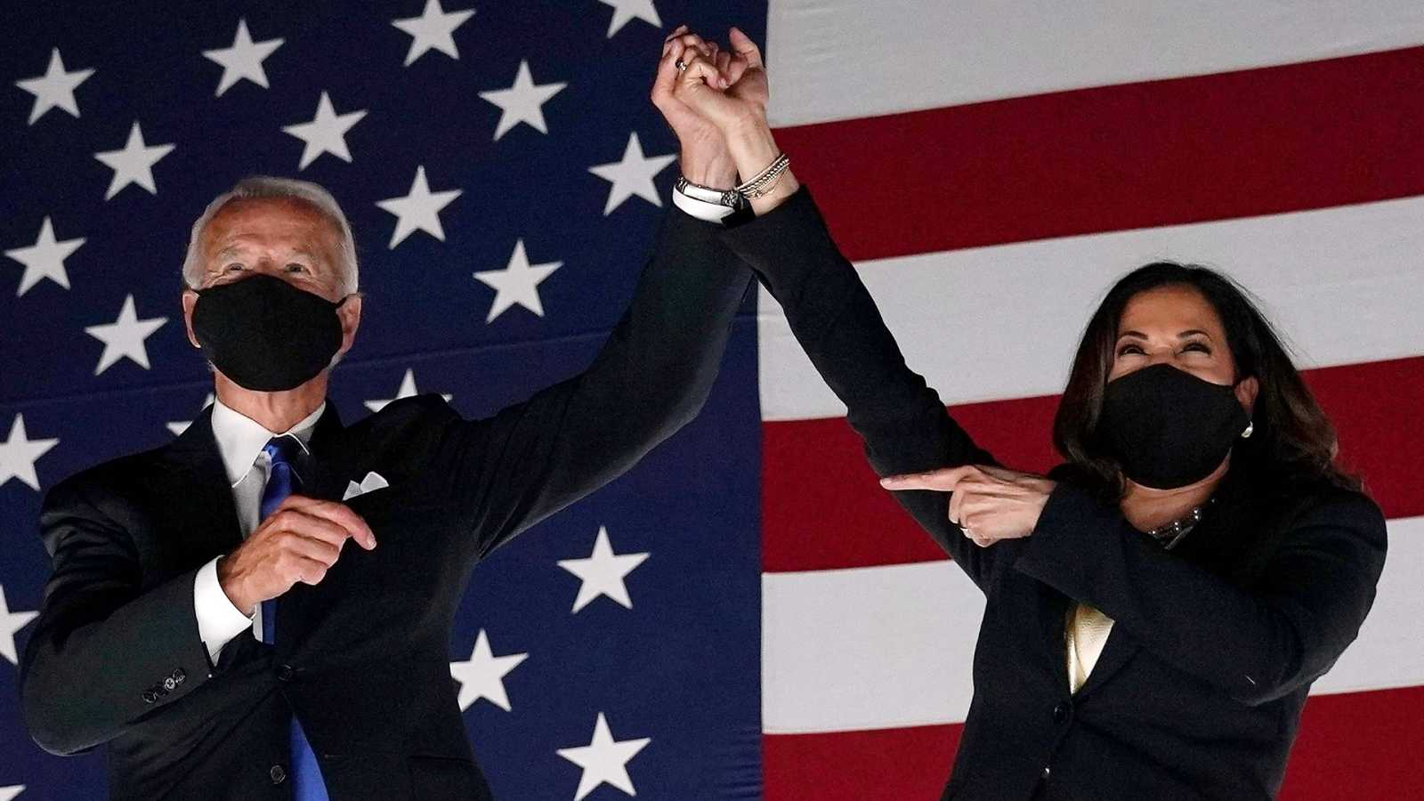 Elecciones EE.UU.: Joe Biden asume el liderazgo demócrata