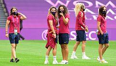 Vuelve la Champions femenina con un Atleti - Barça en San Mamés