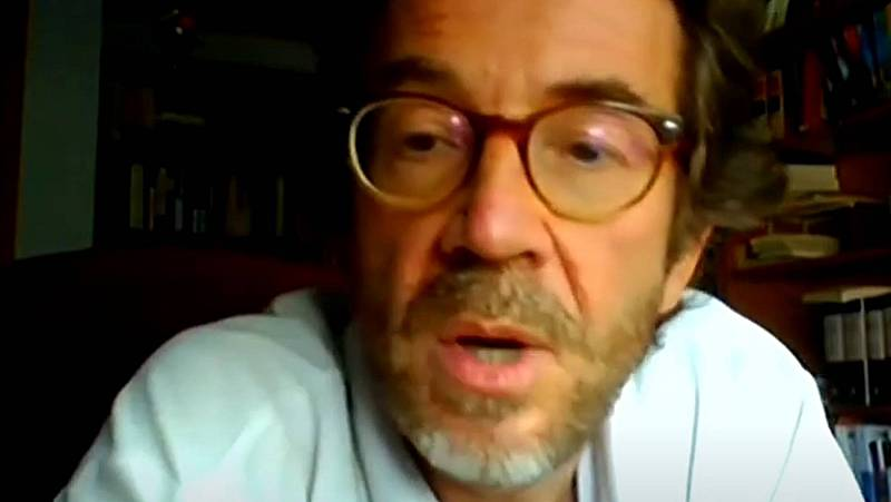 """Francisco Velasco, catedrático de Derecho: """"No se entiende por qué no se han ratificado esas medidas"""""""