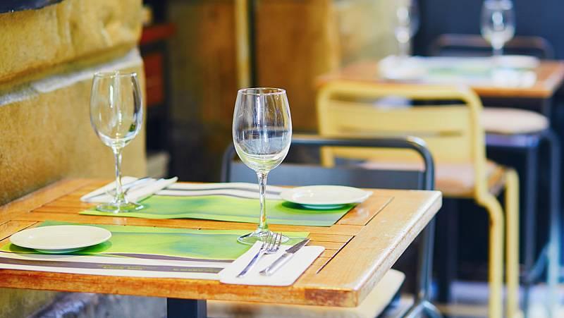 Los bares de menú diario pierden el 80% de su negocio por el teletrabajo