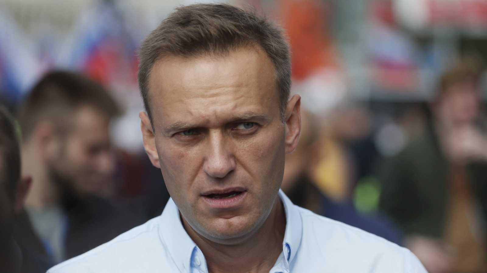 Rusia autoriza el traslado de Navalny a Alemania