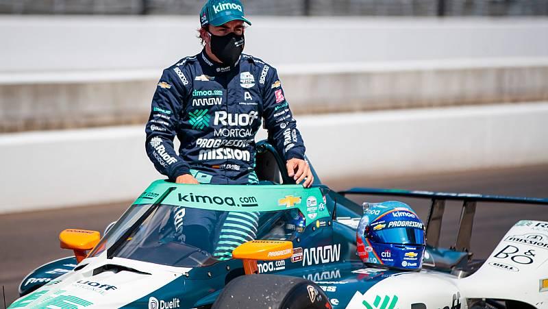 Vídeo: Fernando Alonso intentará este domingo conquistar la triple corona
