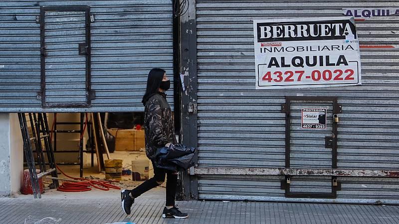 Incertidumbre y agotamiento entre los argentinos tras más de cinco meses de cuarentena