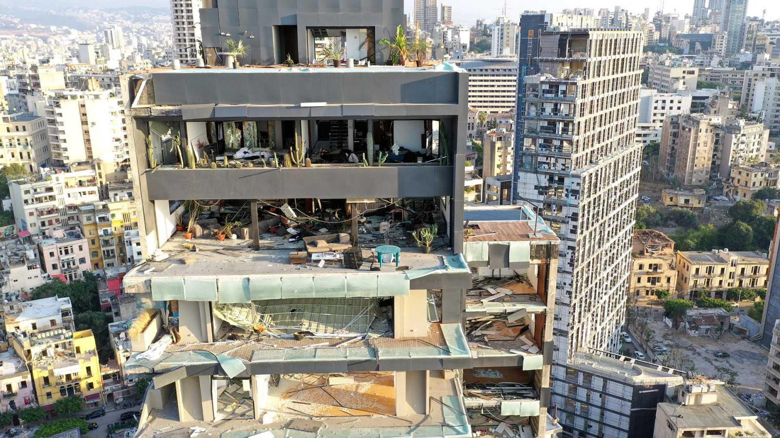 Informe Semanal - Las mil y una crisis del Líbano - ver ahora