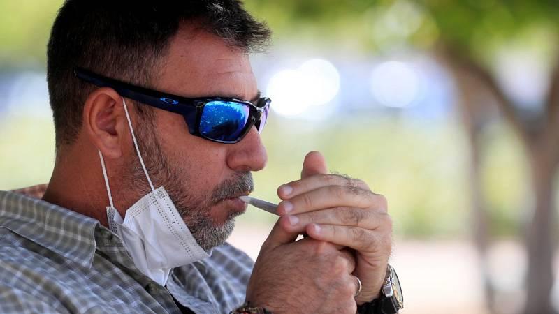 Un juez tumba el uso obligatorio de la mascarilla y la prohibición de fumar sin distancia en Alcázar de San Juan