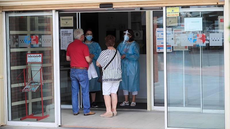 Aumenta la presión sobre los sanitarios con el incremento de hospitalizaciones