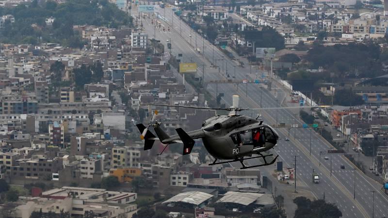 Trece muertos y varios heridos por una avalancha humana en una fiesta clandestina en Perú