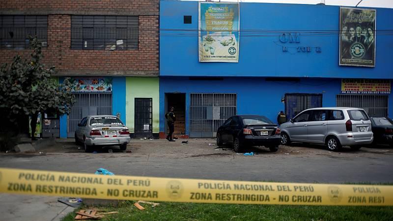 13 muertos por asfixia al intentar huir de una fiesta clandetina en Perú