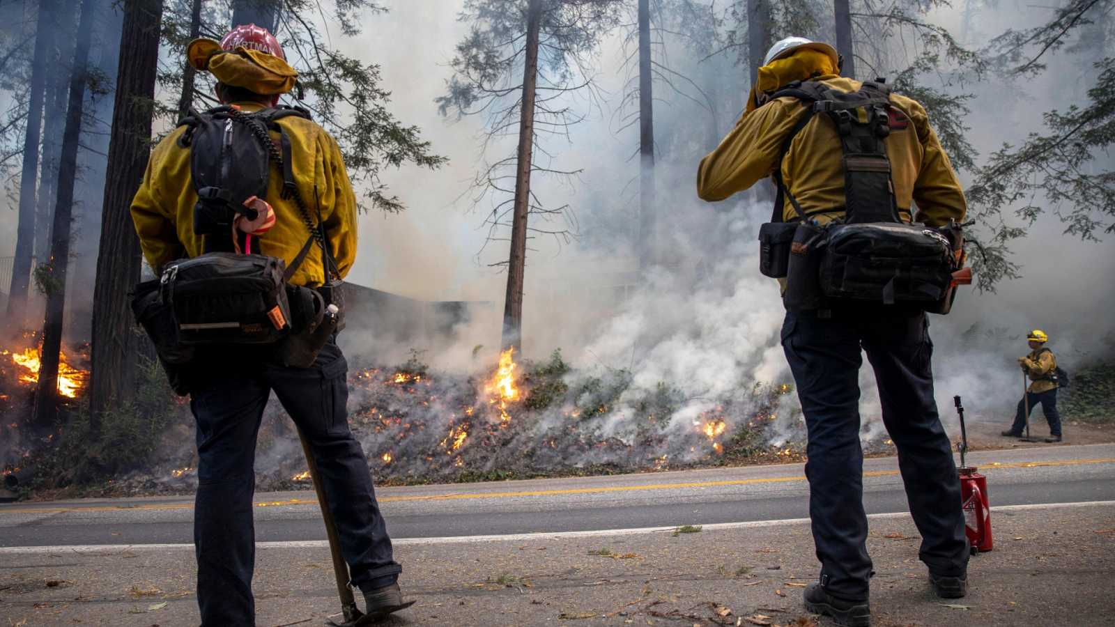 El incendio del norte de California es ya el segundo más grande de la historia tras devastar 400.000 hectáreas