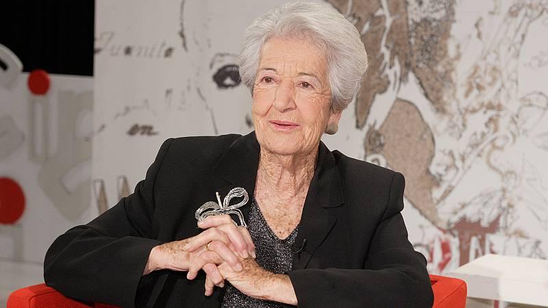 Asunción Balaguer muere contenta y agradecida a los 94 años