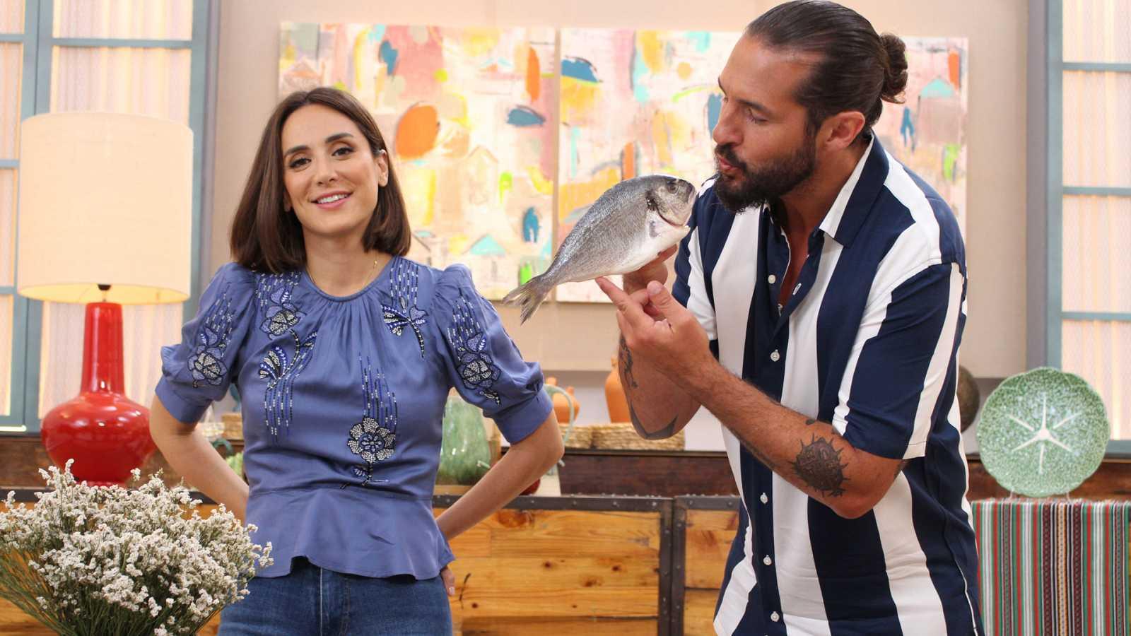 Cocina al punto con Peña y Tamara - Dorada de Despesque  - ver ahora