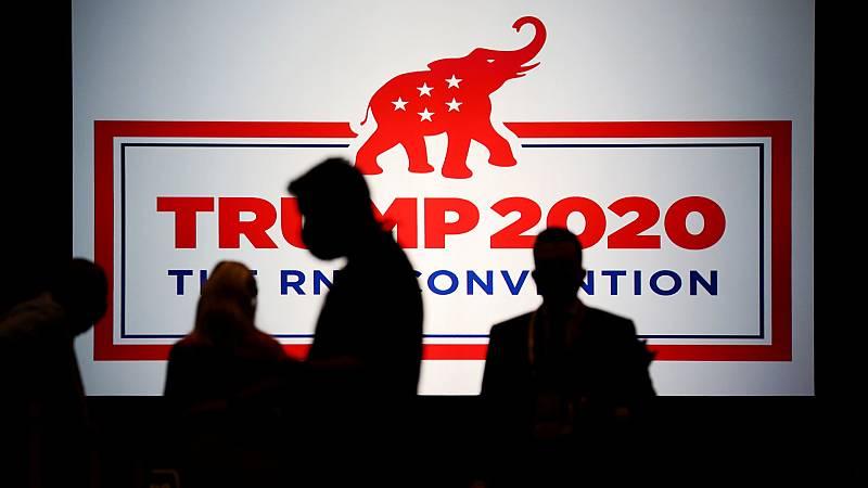 Arranca la convención republicana con el objetivo de reforzar a Trump