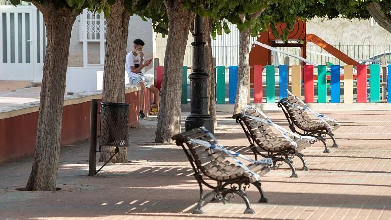 Murcia restringe las reuniones de más de seis personas