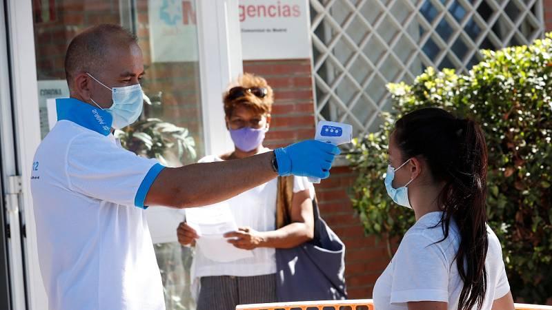 """Simón recalca que no deben hacerse PCR """"sin sentido"""""""