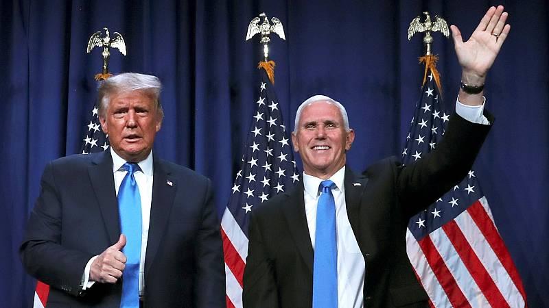 Los republicanos revalidan a Trump para la Casa Blanca