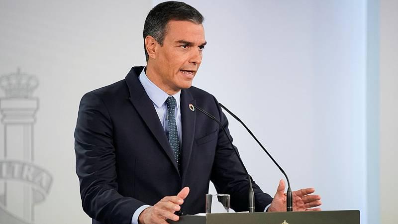 """Sánchez: """"Es imprescindible unidad de las fuerzas políticas con la representación parlamentaria"""""""