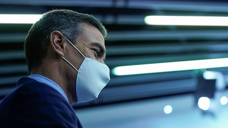Sánchez invita a las comunidades autónomas a pedir el estado de alarma para atajar la pandemia