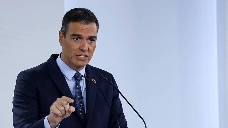 """Sánchez: """"Necesitamos unos nuevos presupuestos, unos presupuestos de país"""""""