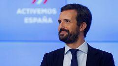 """Casado acusa a Sánchez de dejación de funciones: """"No hay nadie al timón"""""""