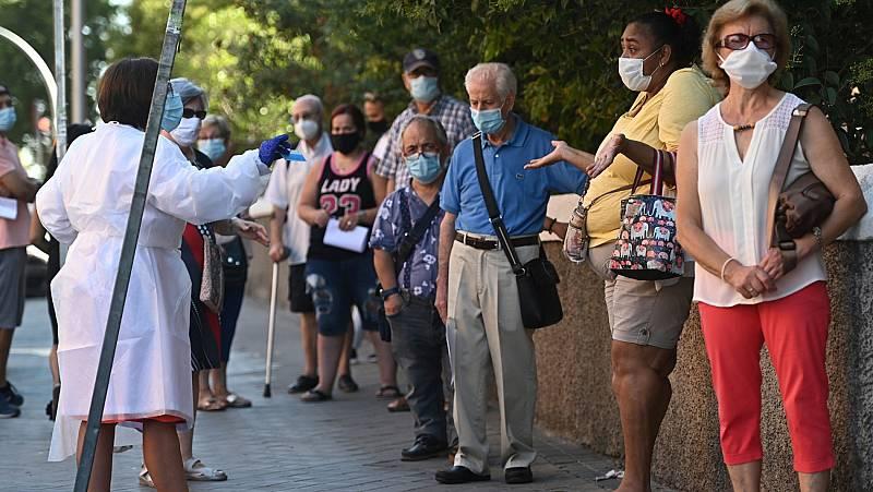 España suma ya más de 400.000 infectados de coronavirus