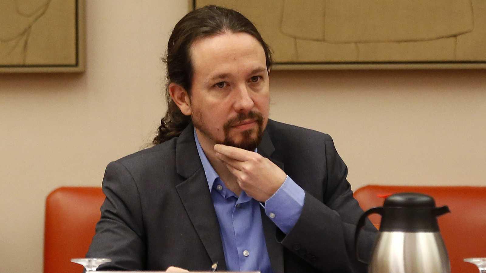 Iglesias no comparecerá en el Congreso para explicar la financiación de Podemos