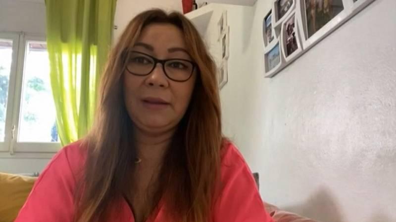 """Ingresada con COVID-19 a los 44 años: """"Pasé mucho miedo"""""""