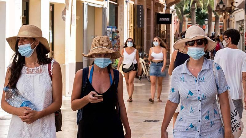 """Preocupan los contagios en Madrid, Baleares y Andalucía, que ya habla de """"segunda oleada"""" de coronavirus"""