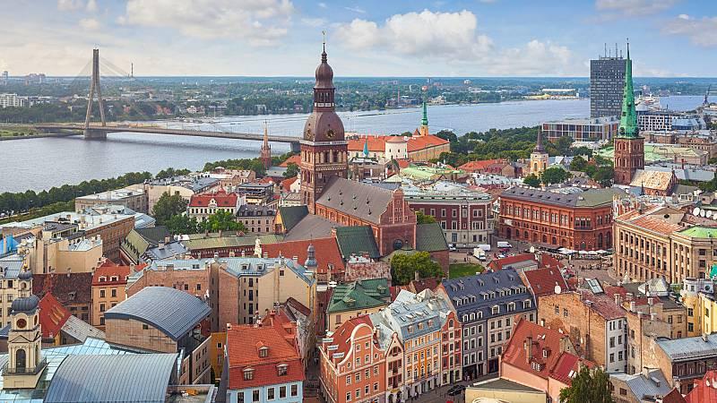 Españoles en el mundo - Riga - ver ahora