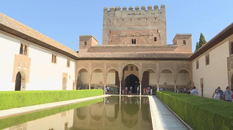 Una Alhambra diferente