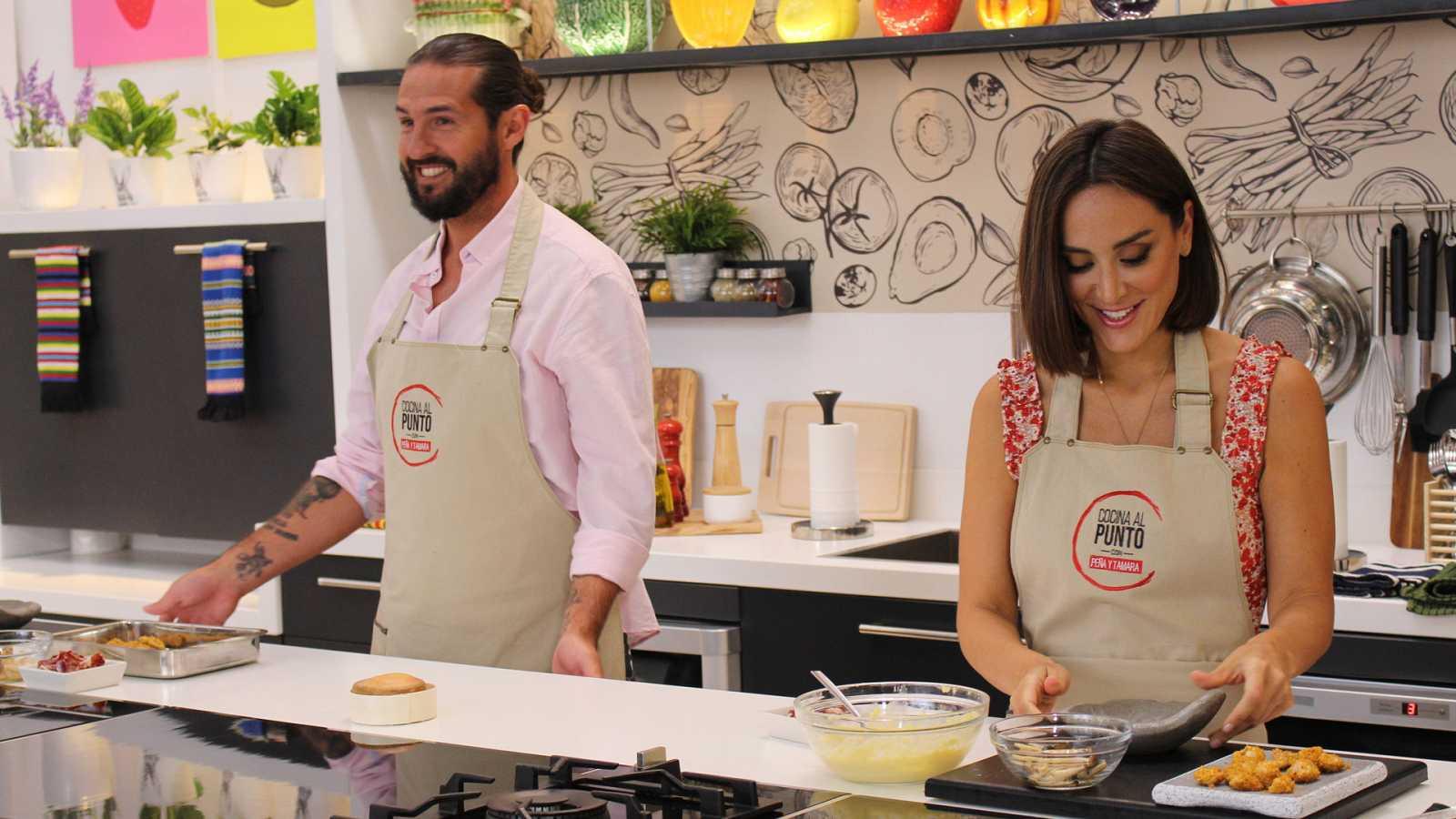 Cocina al punto con Peña y Tamara - Torta del Casar - ver ahora