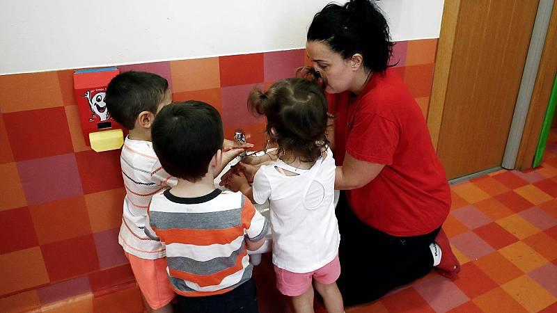 Los niños transmiten menos el coronavirus según un estudio del Sant Joan de Déu