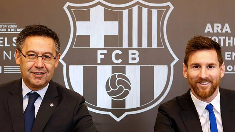 Las dudas sobre el contrato de Messi