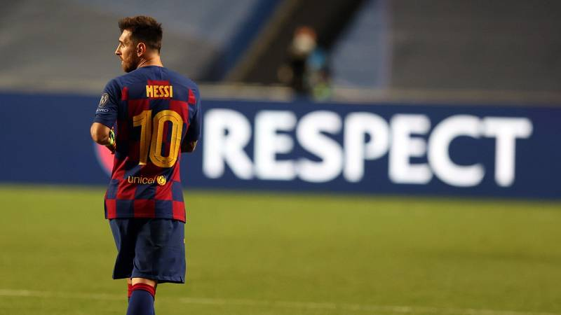Los desencuentros de Messi con la directiva