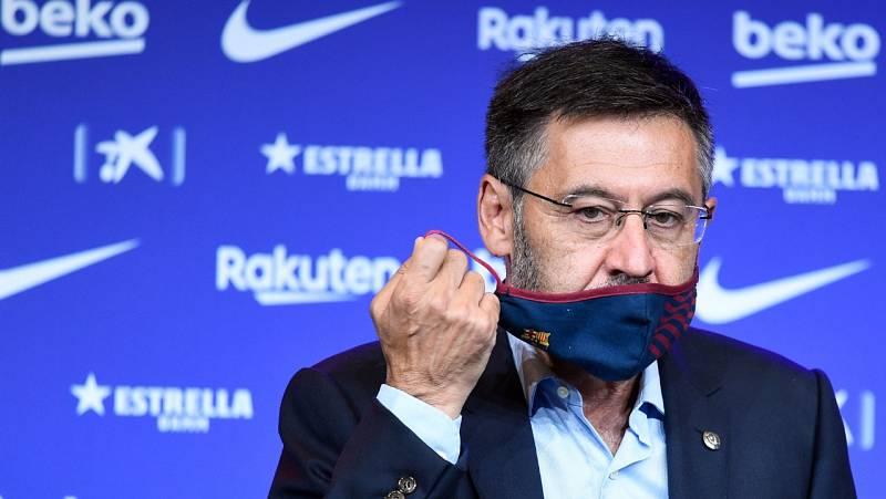 Los líos de Bartomeu en Can Barça