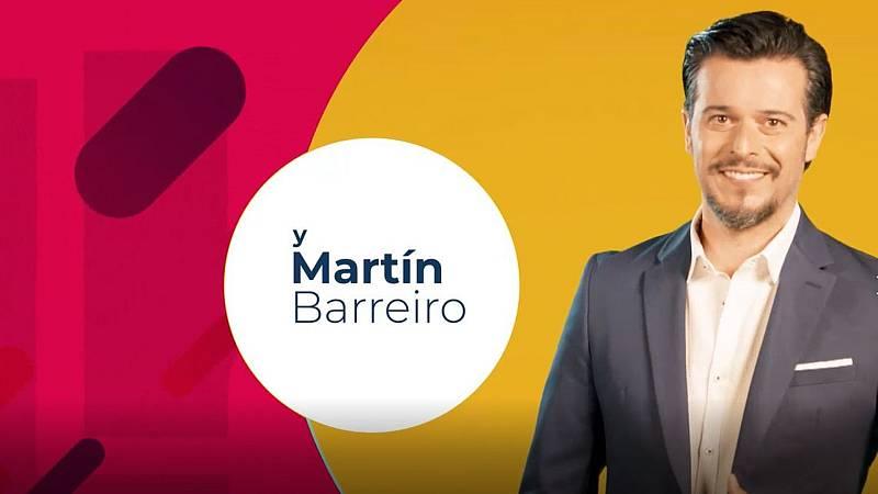 La Hora de La 1- Con Mónica López y Martín Barreiro