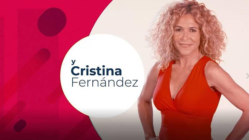 La Hora de La 1- Con Mónica López y Cristina Fernández