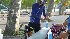 Triatlón - Campeonato de España de Triatlón Sprint. Prueba Pontevedra