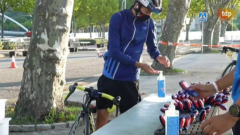 Triatlón - Campeonato de España de Triatlón Sprint. Prueba Pontevedra - ver ahora