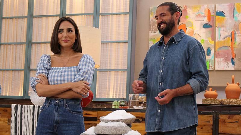 Cocina al punto con Peña y Tamara - Sal de salinas de Chiclana - ver ahora