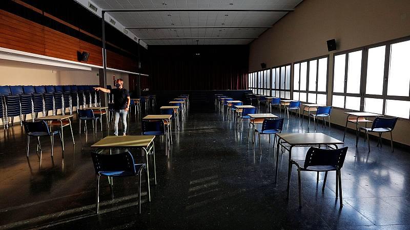 """Sanidad: El cierre temporal de colegios será """"algo excepcional"""", no se hará por un caso"""