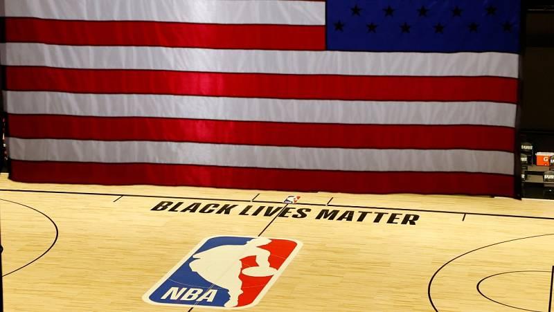El plante de la NBA contra el racismo hace peligrar el final de la temporada