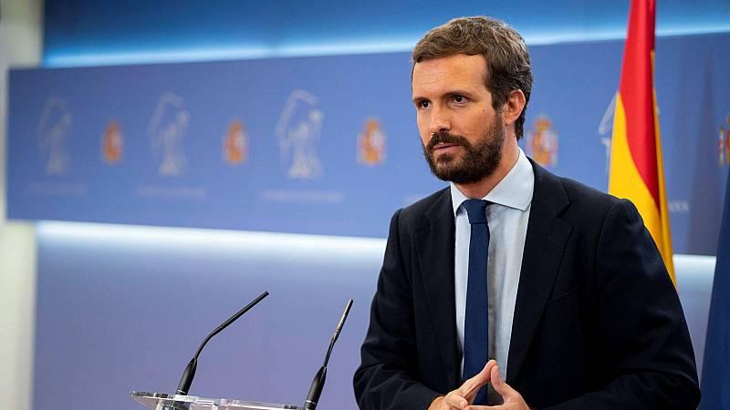 El PP descarta negociar los Presupuestos con Podemos en el Gobierno