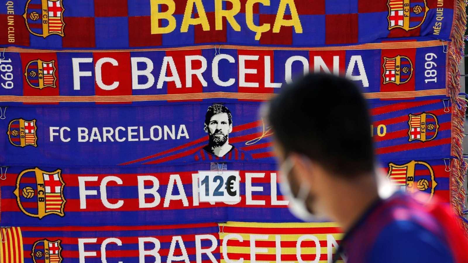 Messi y el Barça, condenados a un acuerdo para evitar una pugna judicial
