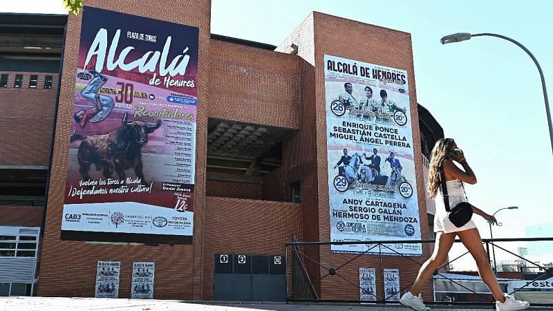 """La Comunidad de Madrid rectifica y cancela la feria taurina de Alcalá de Henares por """"prudencia"""""""