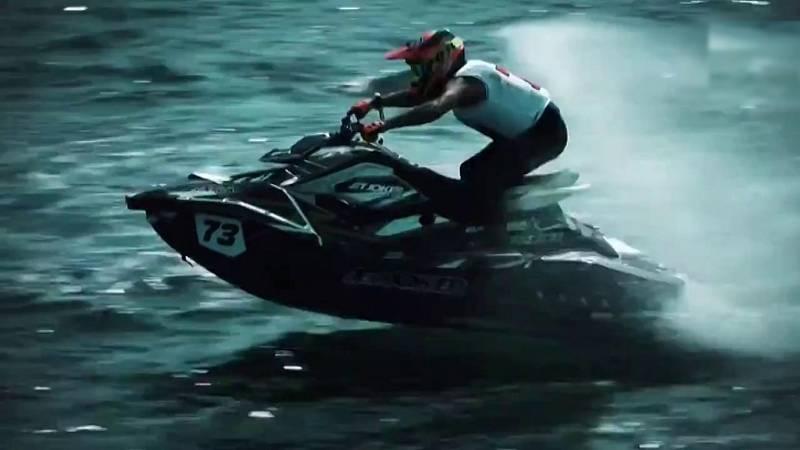 Motonáutica - Circuito Campeonato de España de motos de agua - Prueba Gijón - ver ahora