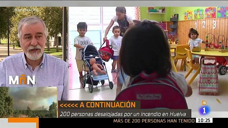 """La Mañana - Ángel Gil: """"Lo llamemos como lo llamemos, estamos ante una segunda ola de coronavirus"""""""